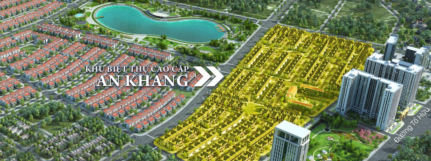 Bán Biệt thự An Khang Villa Dương Nội Nam Cường