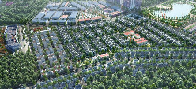 An Vượng Villa: Sức hút lớn nhờ khả năng sinh lời bền vững